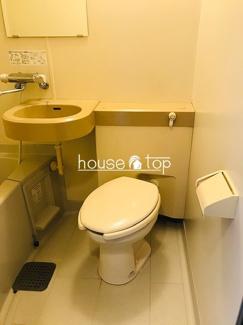 【トイレ】ユニテソリステ鳴尾
