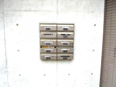 メールボックス★