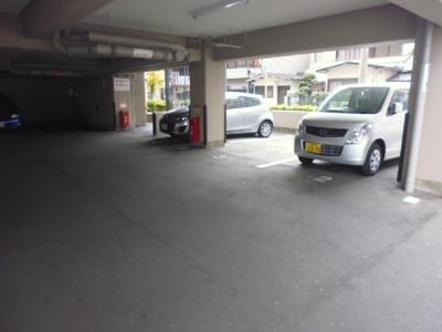 【駐車場】守口パークマンション