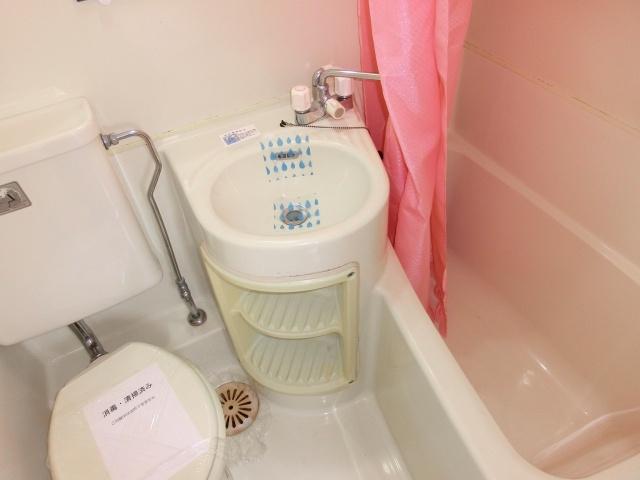 【浴室】シャトー西田辺