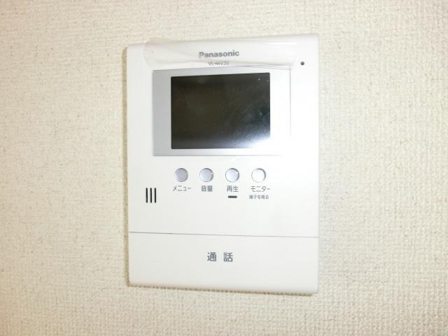 和室 TVモニター付きインターホン