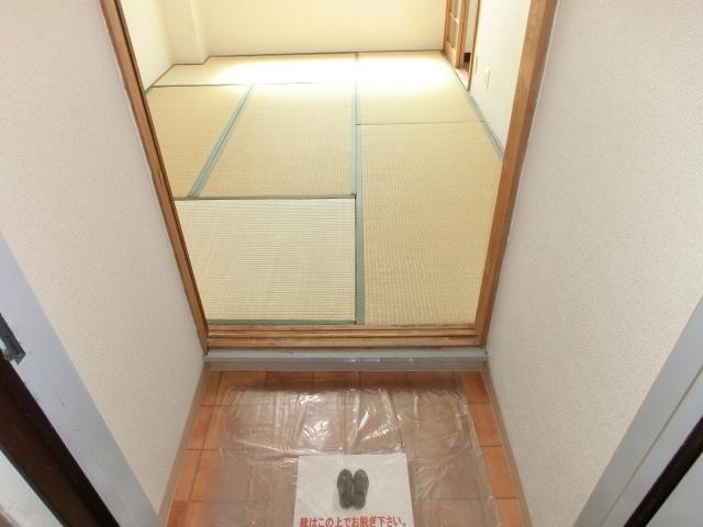 【玄関】シャトー西田辺
