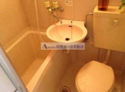【トイレ】マンション川端