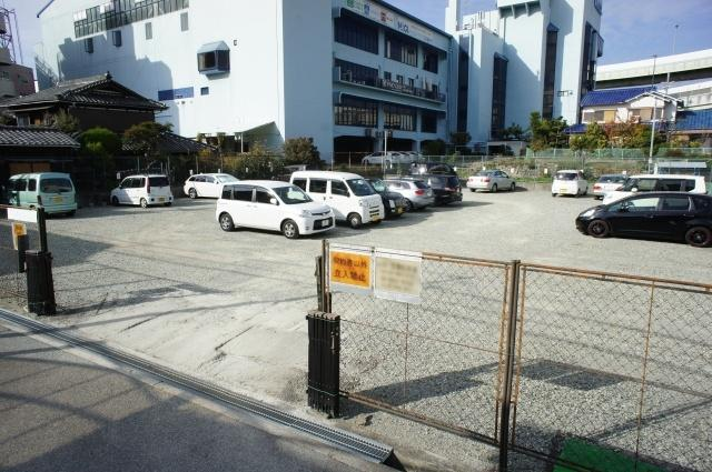 【駐車場】山田・空港駐車場