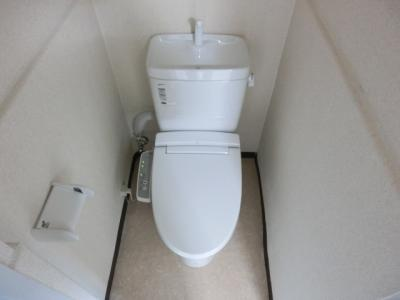 【トイレ】カーサ西山町