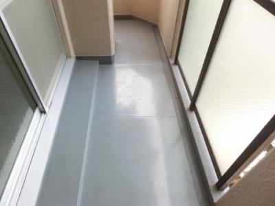 【バルコニー】甲南ドエル兵庫