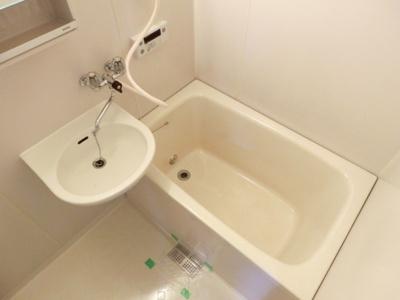 【浴室】甲南ドエル兵庫