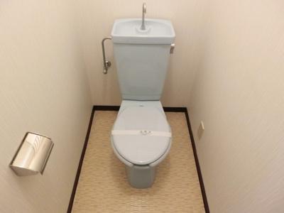【トイレ】甲南ドエル兵庫