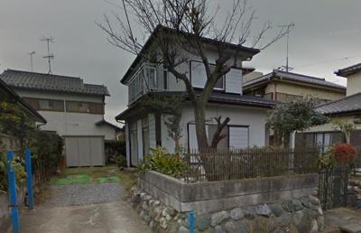 【外観】菊池邸