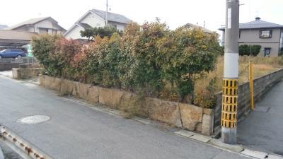 【前面道路含む現地写真】児島田の口七丁目