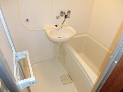 【浴室】アミ大山