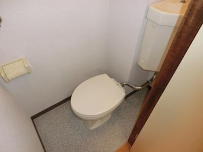 【トイレ】アミ大山