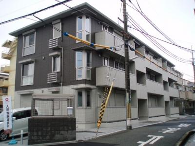 【外観】パストラル・エント岡町