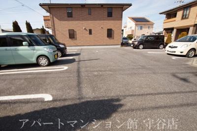 【駐車場】メゾン ド アヴェニールA