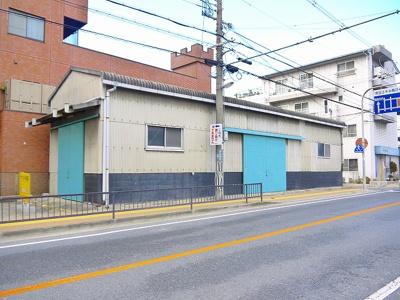 【外観】169号線沿倉庫