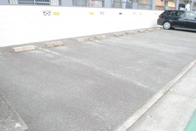 【駐車場】セキレイマンション久留米