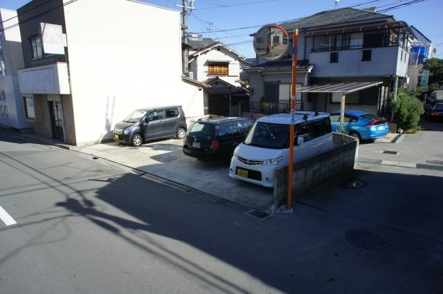 【駐車場】池田駐車場