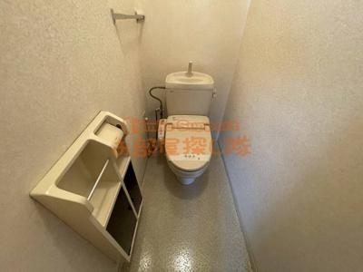 【トイレ】パークウエスト