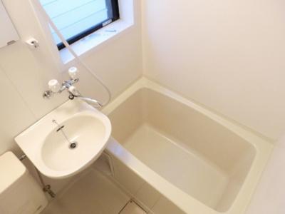 【浴室】ハイツシャリー