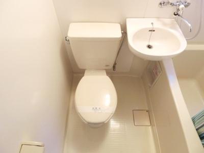 【トイレ】ハイツシャリー