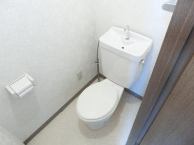 【トイレ】林マンション