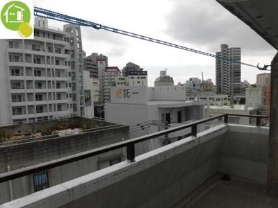 【バルコニー】宮城マンション