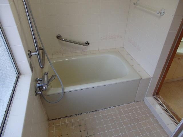 【浴室】ヤングラス