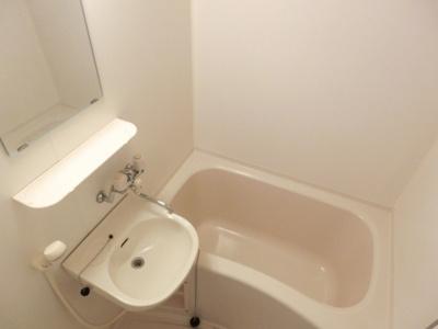 【浴室】アピア北町