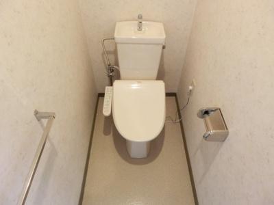 【トイレ】アピア北町