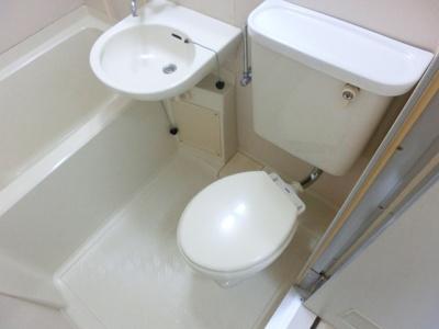 【トイレ】ヴェルドール大開
