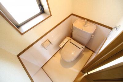 【トイレ】アパ北町