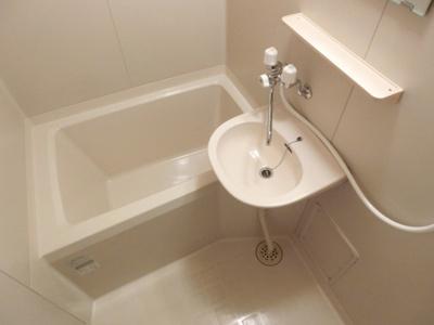 【浴室】和光ハイツ