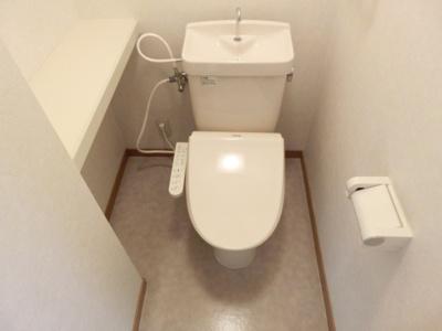 【トイレ】フルール須磨