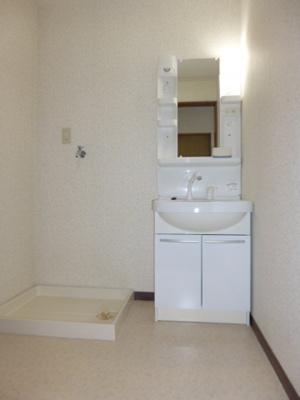 【洗面所】上島やよいマンション