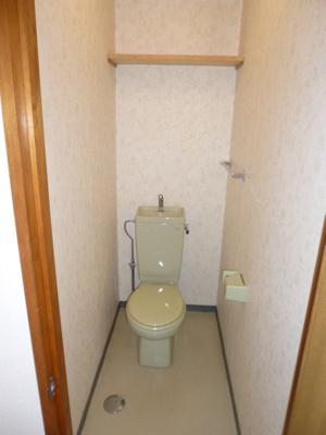 【トイレ】上島やよいマンション