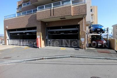 車を守る駐車場