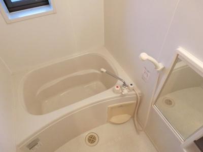【浴室】長尾ハイツ