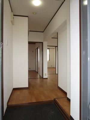 【玄関】シティライフ大庭