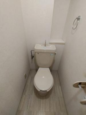 【トイレ】サンクチュアリ