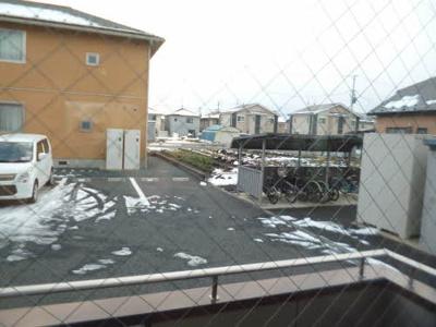 【駐車場】メゾンマスト向中野