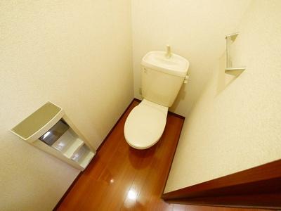 【トイレ】ウッドバレーB