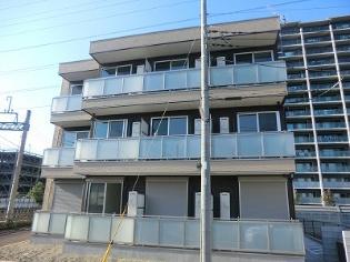 ★3階建てマンション