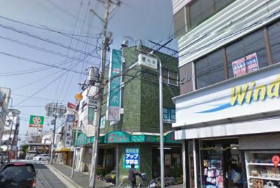【外観】初芝駅歩2分 店舗・事務所