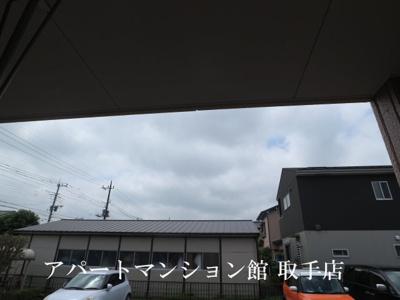 【展望】戸頭海老原ハイツ