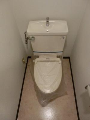 【トイレ】ラポール須磨