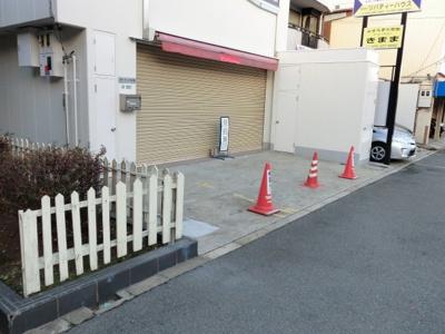 【外観】森田店舗 1階