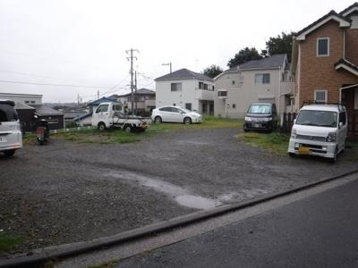 【外観】西川島駐車場