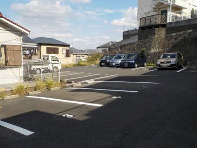 【外観】ミナト白根駐車場