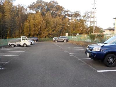 【外観】細野第1駐車場