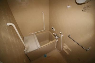 【浴室】コーレジアス須磨
